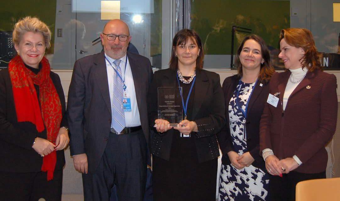 Nemzetközi sikert ért el a Nagycsaládosok Országos Egyesülete