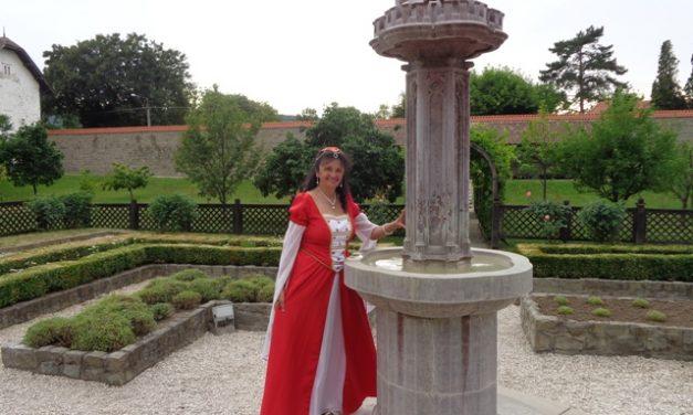 Orgoványi Anikó festőművész ápolja a nemzeti érzést, a magyar kultúrát