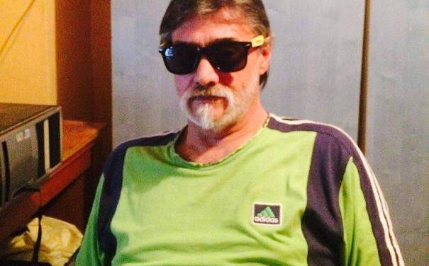Rostás István cigány költővel, íróval beszélgettem