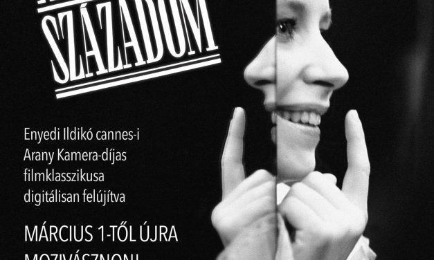 Az én XX. századom – Enyedi Ildikó első játékfilmje visszatér a mozikba