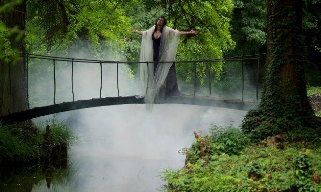 Az éneklés gyógyít – Asharti Szabó Andrea intuitív énekművész, terapeuta tanár