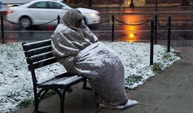 Figyeljünk egymásra és az elesettekre az extrém hidegben!