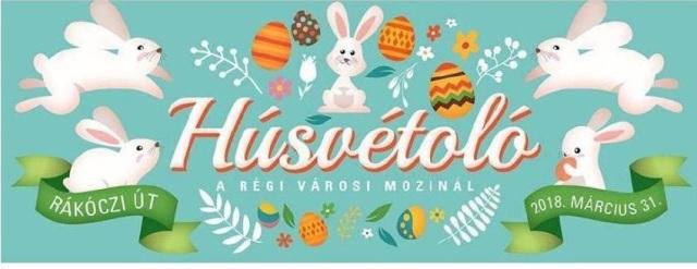 II. Húsvétoló Kecskeméten a régi Városi Mozinál