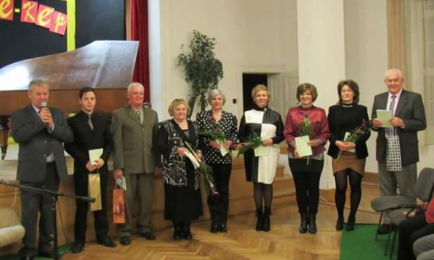N. Sebestyén Katalin kiállítása Örkényben