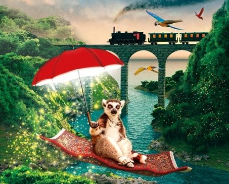 Elvarázsolt sziget – Kiállítás és játék a Vajdahunyadvárban