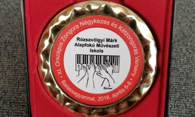 ÁZI-sok sikere a balassagyarmati országos zongoraversenyen