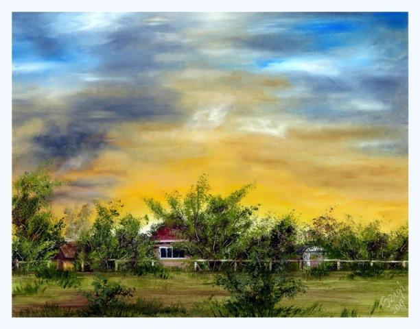 A nyár varázsa – A Montázsmagazin festménypályázatának eredményhirdetése