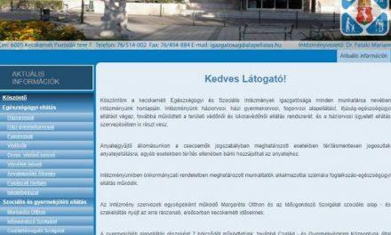 Elkészült az ESZII honlapja