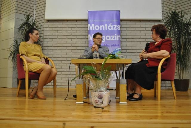 Jó hangulatú Montázs est Ittzés Tamással és Mudrák Mariann-nal