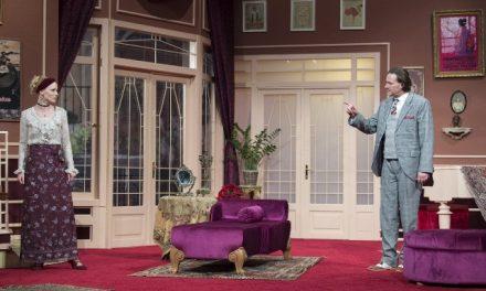 Molnár Ferenc: A testőr – Bemutató a kecskeméti színházban