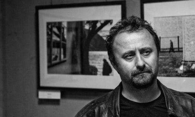 Orcsik Roland kapja a 2018-as Hazai Attila Irodalmi Díjat