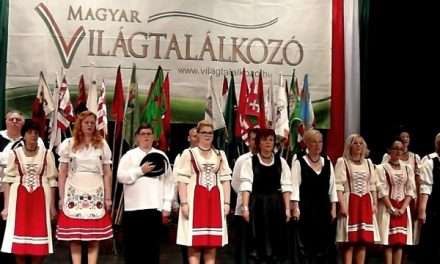 A VIII. Magyar Világtalálkozó májusban kerül megrendezésre