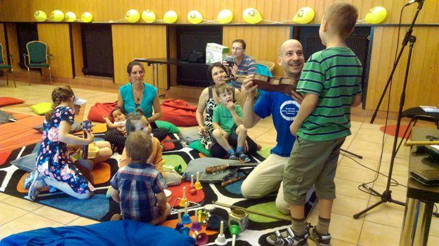 Gyereknapi köszöntő – Országszerte családi programok