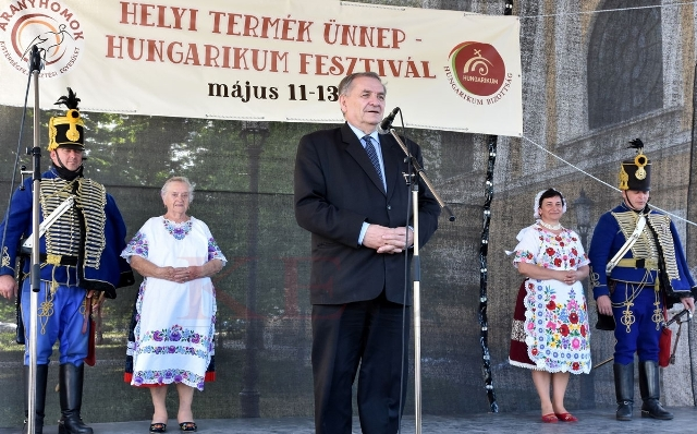 Hatalmas sikerrel zárult a kecskeméti Hungarikum Fesztivál