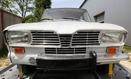 Nyugati típus a keleti blokkban – Ferdehátú Renault 16 a Közlekedési Múzeum legújabb szerzeménye