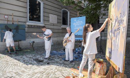 Zenélő Budapest – Ingyenes minikoncertek a főváros számos pontján