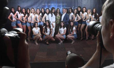 Miss World Hungary – Július elején dől el, ki lesz Magyarország Szépe