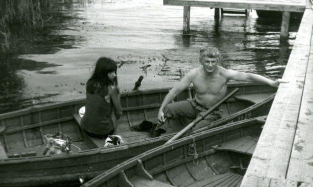 Balatoni nyár – Írófényképek az 1950-es, '60-as, '70-es években
