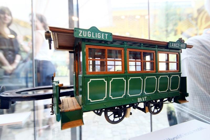 Az omnibuszok világától a 291-es buszig – A Közlekedési Múzeum új időszaki kiállítása