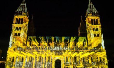 Fényvilágban megelevenedő fantázia –  Újra tündököl a Zsolnay Fényfesztivál