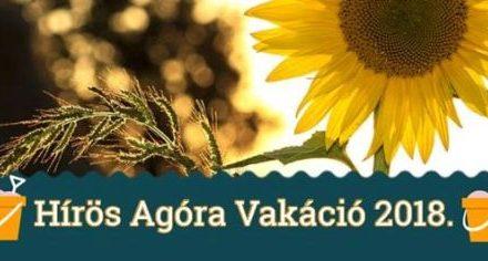 VAKÁCIÓ 2018. – A kecskeméti Ifjúsági Otthon szünidei programajánlója