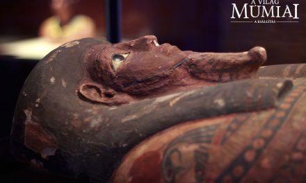 A világ legnagyobb múmiagyűjteménye érkezik Magyarországra