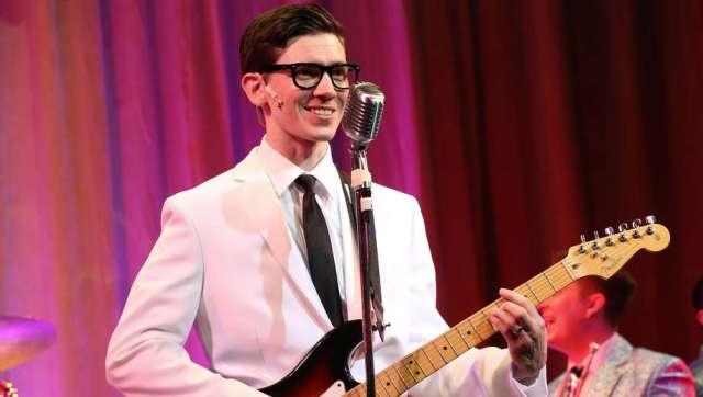 Buddy Holly, a rock and roll egyik nem mindennapi sztárja