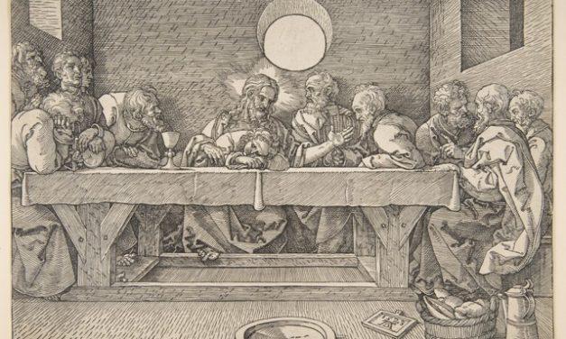 Albrecht Dürer halálának 490. évfordulójára