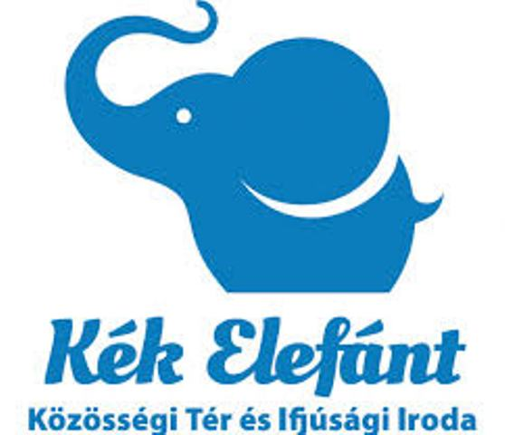 Kék Elefánt Közösségi Tér és Ifjúsági Iroda felhívása