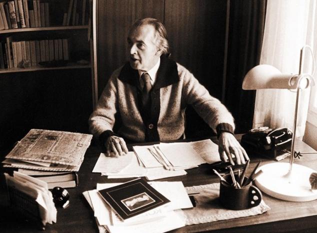 Mándy Iván Kossuth-díjas író idén lenne 100 éves
