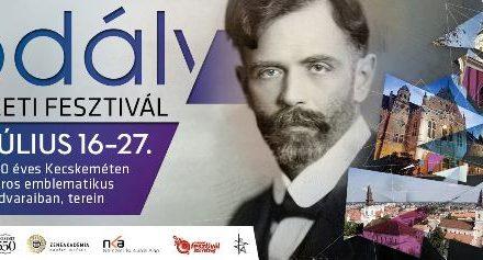 Kodály Művészeti Fesztivál 2018