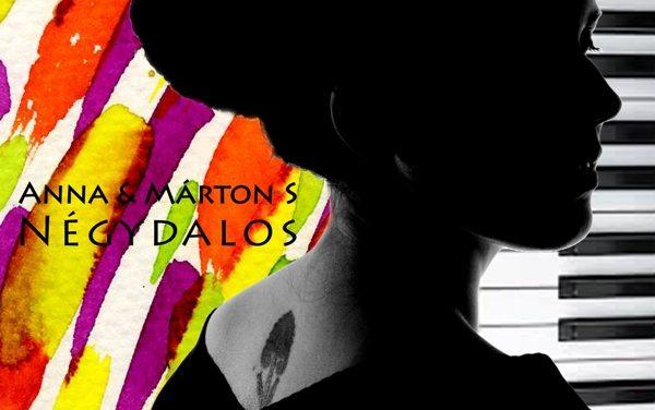 """""""Négydalos"""" utazás – Anna és Márton S. EP premier"""