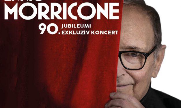 Ennio Morricone visszatér Budapestre