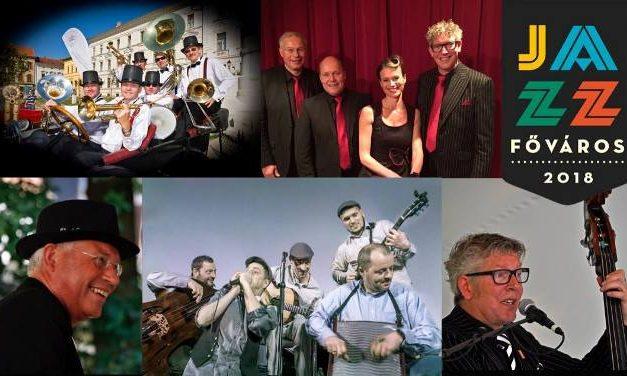 A Jazzfőváros Fesztivál részletes programja – Jössz?