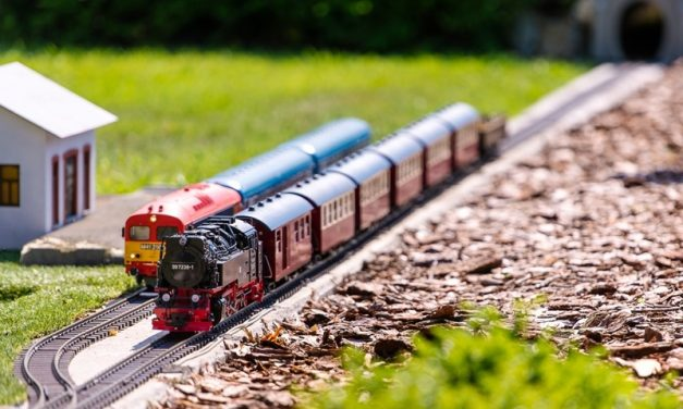 Mini Mozdonyok Nagy Napja a Mini Magyarország Makettparkban