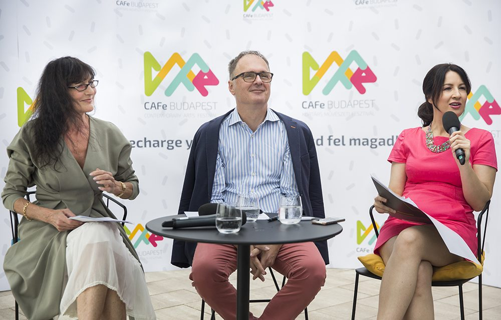 A kortárs művészet meghatározó alkotói a 27. CAFe Budapest Kortárs Művészeti Fesztiválon