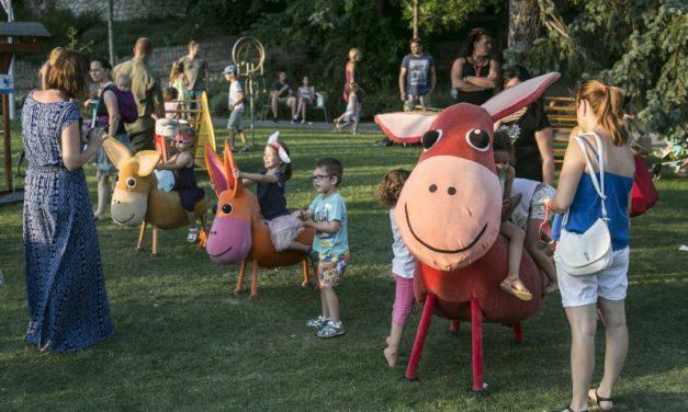 Mintegy 100 program várja a gyerekeket a Szamárfül Fesztiválon