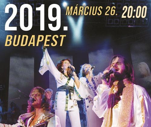 Magyarországon két helyszínre érkezik a világ legjobb ABBA emlékkoncertje