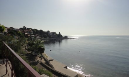 Napfelkelte a bolgár tengerparton – Nosztalgiázás Bulgáriában II.