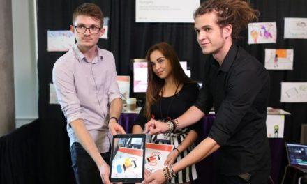 Diákstartup versenyen indultak a kecskeméti egyetem hallgatói