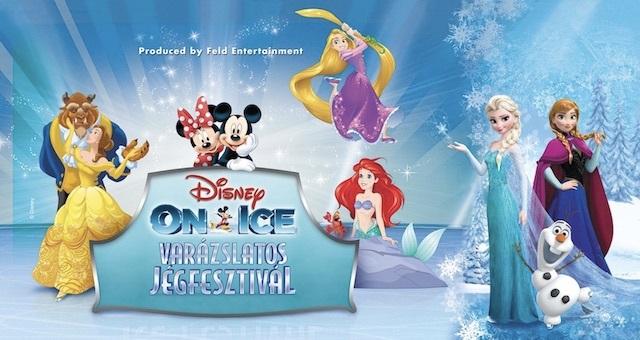 Disney on Ice – Varázslatos Jégfesztivál Budapesten