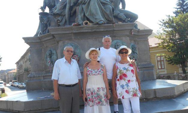Vissza a gyökerekhez – A Rózsahölgy duó Erdélyben járt