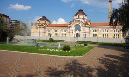 Bolgár gasztronómia és városnézés Szófiában III.