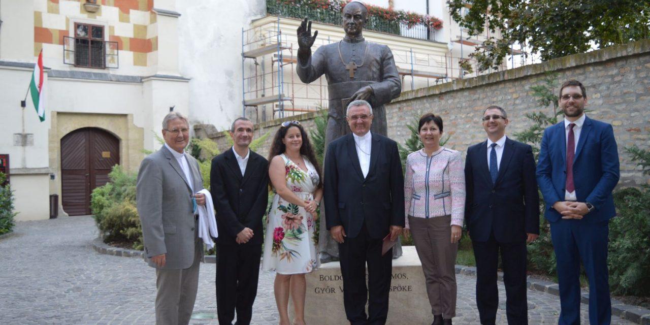 Útkeresés egykor, útkeresés ma – Tudományos konferenciát tartottak Győrben