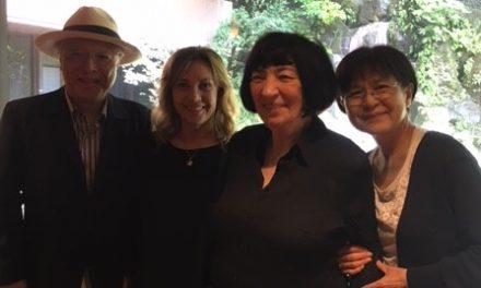 Rost Andrea a japán Kirishima Nemzetközi Zenei Fesztiválon