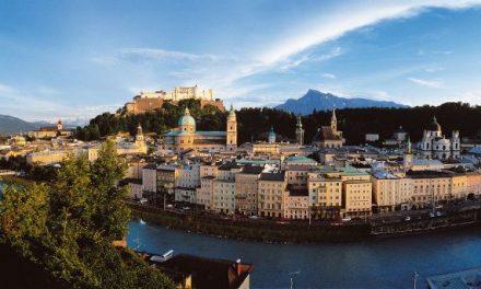 Salzburg, a sokszínű barokk város