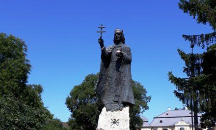 Szonett Szent István királyhoz augusztus 20-án