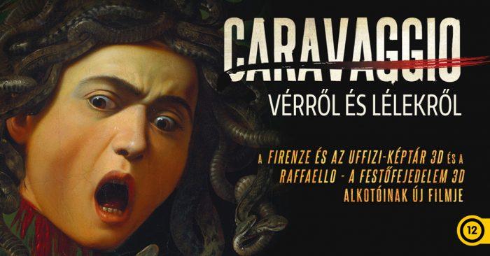 Vérről és lélekről – Film Caravaggio életéről és művészetéről