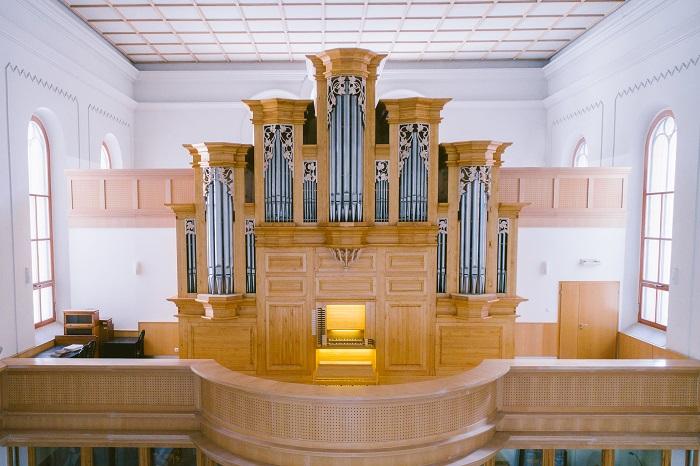 J. S. Bach összes orgonaműve a Hold utcai templomban – Őszi/téli koncertajánló
