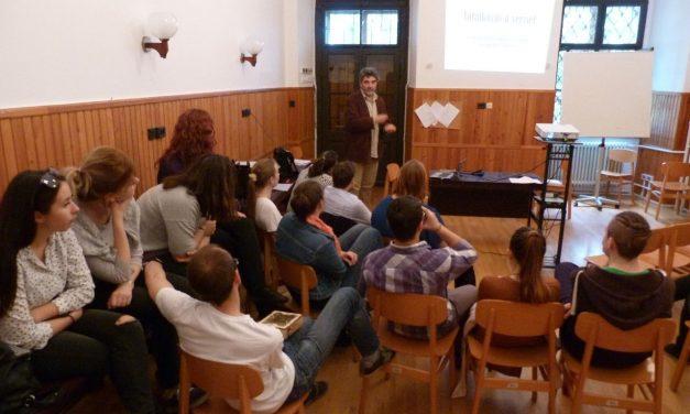Drámapedagógusok öntevékeny közössége az Ifjúsági Otthonban